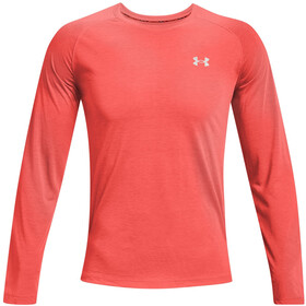 Under Armour Streaker Long Sleeve Shirt Men venom red-venom red